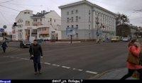 Скролл №117349 в городе Житомир (Житомирская область), размещение наружной рекламы, IDMedia-аренда по самым низким ценам!