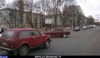 Скролл №117358 в городе Житомир (Житомирская область), размещение наружной рекламы, IDMedia-аренда по самым низким ценам!