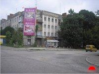 Брандмауэр №117952 в городе Каменец-Подольский (Хмельницкая область), размещение наружной рекламы, IDMedia-аренда по самым низким ценам!