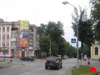 Брандмауэр №117954 в городе Каменец-Подольский (Хмельницкая область), размещение наружной рекламы, IDMedia-аренда по самым низким ценам!