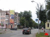 Брандмауэр №117955 в городе Каменец-Подольский (Хмельницкая область), размещение наружной рекламы, IDMedia-аренда по самым низким ценам!
