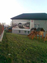 Брандмауэр №118621 в городе Горохов (Волынская область), размещение наружной рекламы, IDMedia-аренда по самым низким ценам!