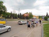 Билборд №11879 в городе Дрогобыч (Львовская область), размещение наружной рекламы, IDMedia-аренда по самым низким ценам!
