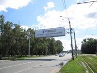 Арка №119823 в городе Харьков (Харьковская область), размещение наружной рекламы, IDMedia-аренда по самым низким ценам!