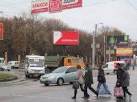 Билборд №120916 в городе Кропивницкий(Кировоград) (Кировоградская область), размещение наружной рекламы, IDMedia-аренда по самым низким ценам!