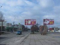Билборд №121030 в городе Николаев (Николаевская область), размещение наружной рекламы, IDMedia-аренда по самым низким ценам!
