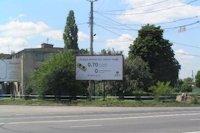 Билборд №121200 в городе Полтава (Полтавская область), размещение наружной рекламы, IDMedia-аренда по самым низким ценам!