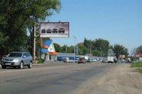 Билборд №121207 в городе Полтава (Полтавская область), размещение наружной рекламы, IDMedia-аренда по самым низким ценам!