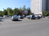 Билборд №121224 в городе Ровно (Ровенская область), размещение наружной рекламы, IDMedia-аренда по самым низким ценам!
