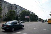 Билборд №121240 в городе Сумы (Сумская область), размещение наружной рекламы, IDMedia-аренда по самым низким ценам!