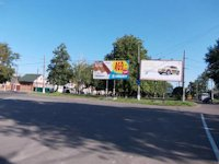 Билборд №121263 в городе Сумы (Сумская область), размещение наружной рекламы, IDMedia-аренда по самым низким ценам!