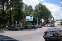 Билборд №121281 в городе Тернополь (Тернопольская область), размещение наружной рекламы, IDMedia-аренда по самым низким ценам!
