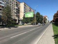 Билборд №121297 в городе Тернополь (Тернопольская область), размещение наружной рекламы, IDMedia-аренда по самым низким ценам!