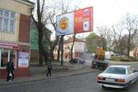 Билборд №121555 в городе Черновцы (Черновицкая область), размещение наружной рекламы, IDMedia-аренда по самым низким ценам!