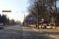 Билборд №121558 в городе Черновцы (Черновицкая область), размещение наружной рекламы, IDMedia-аренда по самым низким ценам!