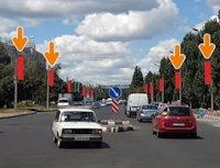 Холдер №123449 в городе Харьков (Харьковская область), размещение наружной рекламы, IDMedia-аренда по самым низким ценам!