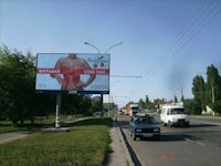 Билборд №125027 в городе Сумы (Сумская область), размещение наружной рекламы, IDMedia-аренда по самым низким ценам!
