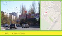 Билборд №125072 в городе Николаев (Николаевская область), размещение наружной рекламы, IDMedia-аренда по самым низким ценам!