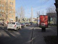 Ситилайт №127059 в городе Одесса (Одесская область), размещение наружной рекламы, IDMedia-аренда по самым низким ценам!