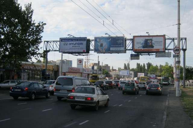 Арка №127175 в городе Одесса (Одесская область), размещение наружной рекламы, IDMedia-аренда по самым низким ценам!