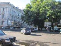 Ситилайт №127180 в городе Одесса (Одесская область), размещение наружной рекламы, IDMedia-аренда по самым низким ценам!