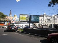 Скролл №127186 в городе Одесса (Одесская область), размещение наружной рекламы, IDMedia-аренда по самым низким ценам!