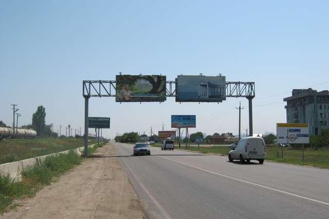 Арка №127203 в городе Одесса (Одесская область), размещение наружной рекламы, IDMedia-аренда по самым низким ценам!