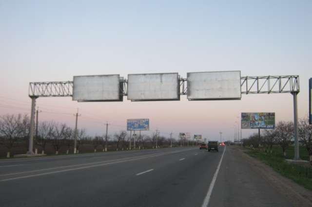 Арка №127212 в городе Одесса (Одесская область), размещение наружной рекламы, IDMedia-аренда по самым низким ценам!
