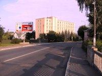 Билборд №131283 в городе Ковель (Волынская область), размещение наружной рекламы, IDMedia-аренда по самым низким ценам!
