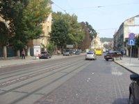 Ситилайт №131301 в городе Львов (Львовская область), размещение наружной рекламы, IDMedia-аренда по самым низким ценам!