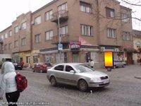 Ситилайт №133446 в городе Мукачево (Закарпатская область), размещение наружной рекламы, IDMedia-аренда по самым низким ценам!