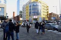 Экран №133590 в городе Днепр (Днепропетровская область), размещение наружной рекламы, IDMedia-аренда по самым низким ценам!
