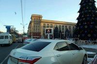Экран №133591 в городе Днепр (Днепропетровская область), размещение наружной рекламы, IDMedia-аренда по самым низким ценам!