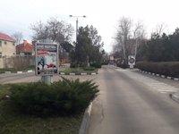 Ситилайт №133850 в городе Одесса (Одесская область), размещение наружной рекламы, IDMedia-аренда по самым низким ценам!