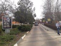 Ситилайт №133852 в городе Одесса (Одесская область), размещение наружной рекламы, IDMedia-аренда по самым низким ценам!