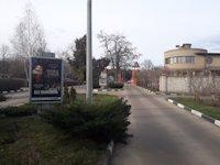 Ситилайт №133853 в городе Одесса (Одесская область), размещение наружной рекламы, IDMedia-аренда по самым низким ценам!