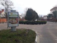 Ситилайт №133854 в городе Одесса (Одесская область), размещение наружной рекламы, IDMedia-аренда по самым низким ценам!