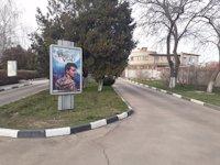 Ситилайт №133855 в городе Одесса (Одесская область), размещение наружной рекламы, IDMedia-аренда по самым низким ценам!