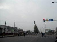 Билборд №134985 в городе Бровары (Киевская область), размещение наружной рекламы, IDMedia-аренда по самым низким ценам!