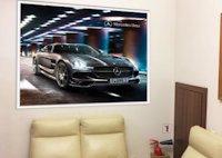 Indoor №137091 в городе Борисполь (Киевская область), размещение наружной рекламы, IDMedia-аренда по самым низким ценам!