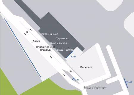 IDMedia Наружная реклама в городе Львов (Львовская область), Тумбу в городе Львов №137358 схема