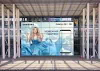 Брандмауэр №137363 в городе Львов (Львовская область), размещение наружной рекламы, IDMedia-аренда по самым низким ценам!