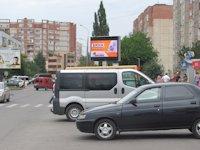 Экран №138558 в городе Луцк (Волынская область), размещение наружной рекламы, IDMedia-аренда по самым низким ценам!