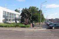 Ситилайт №141492 в городе Запорожье (Запорожская область), размещение наружной рекламы, IDMedia-аренда по самым низким ценам!