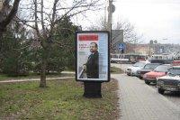 Ситилайт №141494 в городе Запорожье (Запорожская область), размещение наружной рекламы, IDMedia-аренда по самым низким ценам!