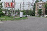 Ситилайт №141506 в городе Запорожье (Запорожская область), размещение наружной рекламы, IDMedia-аренда по самым низким ценам!