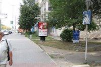 Ситилайт №141507 в городе Запорожье (Запорожская область), размещение наружной рекламы, IDMedia-аренда по самым низким ценам!