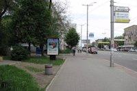 Ситилайт №141508 в городе Запорожье (Запорожская область), размещение наружной рекламы, IDMedia-аренда по самым низким ценам!