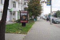Ситилайт №141510 в городе Запорожье (Запорожская область), размещение наружной рекламы, IDMedia-аренда по самым низким ценам!