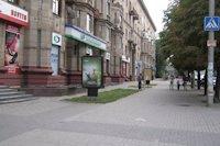 Ситилайт №141516 в городе Запорожье (Запорожская область), размещение наружной рекламы, IDMedia-аренда по самым низким ценам!